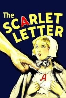 La lettre écarlate en ligne gratuit