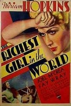 The Richest Girl in the World en ligne gratuit