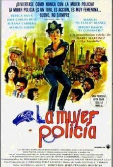 La mujer policía online gratis