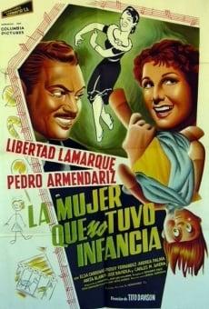 Ver película La mujer que no tuvo infancia