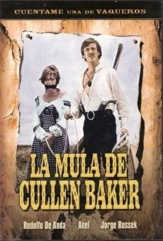 La mula de Cullen Baker on-line gratuito