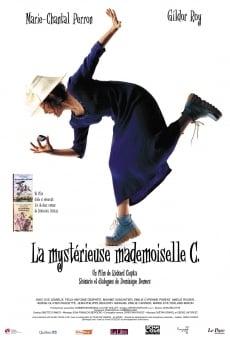 Ver película La misteriosa señorita C