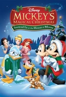 Ver película La navidad mágica de Mickey