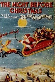 Ver película La noche antes de navidad