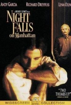 Night Falls on Manhattan on-line gratuito