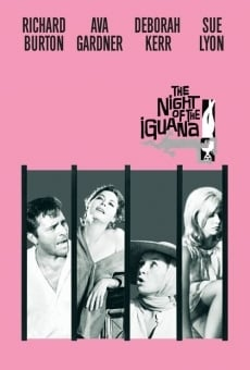 The Night of the Iguana on-line gratuito