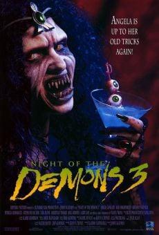La noche de los demonios 3 online gratis