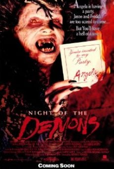 Night of the Demons en ligne gratuit