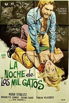 Ver película La noche de los mil gatos
