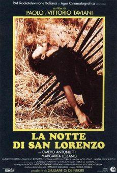 Ver película La noche de San Lorenzo