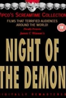 Night of the Demon on-line gratuito