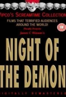Ver película La noche del demonio