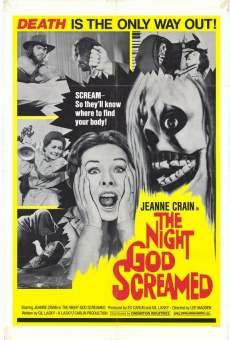 The Night God Screamed en ligne gratuit