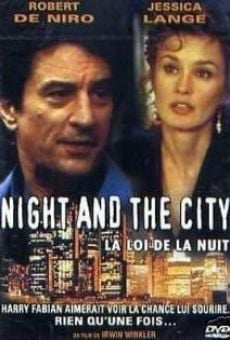 Night and the City online free