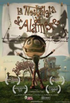 La nostalgia del Sr. Alambre