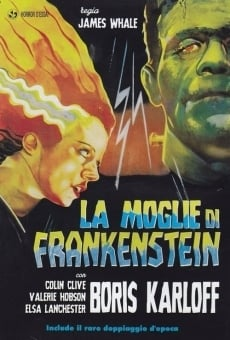 The Bride of Frankenstein on-line gratuito