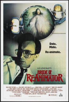 Re-Animator II, la fiancée de Re-Animator en ligne gratuit