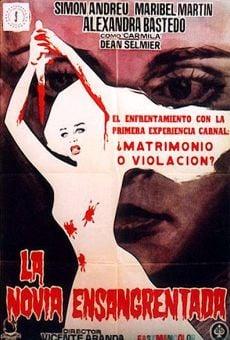 Ver película La novia ensangrentada