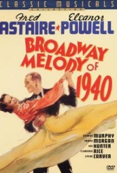 Broadway Melody Of 1940 gratis