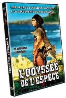 Ver película La odisea de la especie