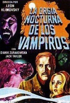 Ver película La orgía nocturna de los vampiros
