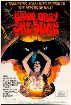 Blood Orgy of the She-Devils on-line gratuito