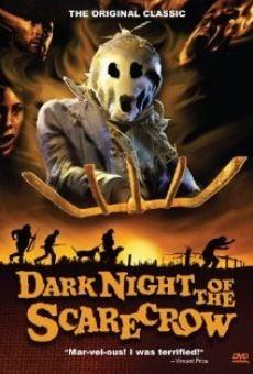 Ver película La oscura noche del espantapájaros