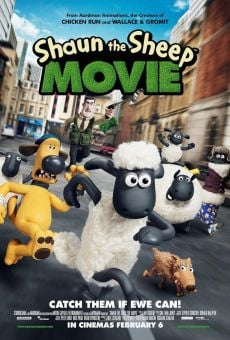 Shaun the Sheep: The Movie Online Free