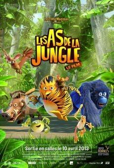 Ver película La panda de la selva: vuelta al hielo