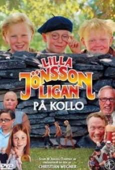 Ver película La pandilla de los jóvenes Jonsson