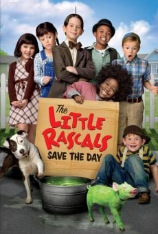 The Little Rascals Save the Day on-line gratuito