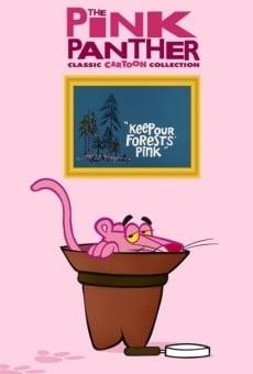 Blake Edward's Pink Panther: Keep Our Forests Pink en ligne gratuit