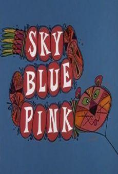 Blake Edward's Pink Panther: Sky Blue Pink