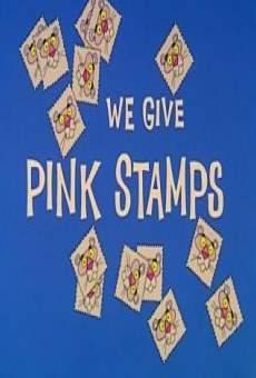 Blake Edwards' Pink Panther: We Give Pink Stamps gratis