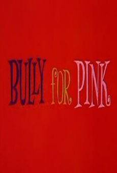Blake Edwards' Pink Panther: Bully for Pink on-line gratuito