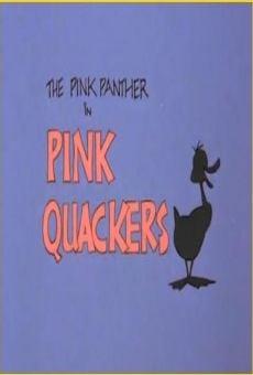 Blake Edwards' Pink Panther: Pink Quackers en ligne gratuit