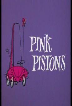 La Pantera Rosa: Pistones rosas online