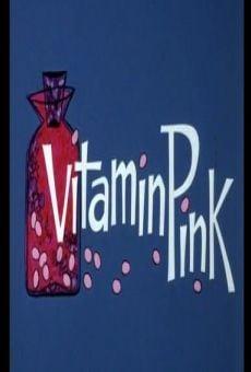 Ver película La Pantera Rosa: Vitamina rosa