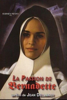 La passion de Bernadette online streaming