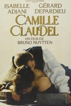 La pasión de Camille Claudel online