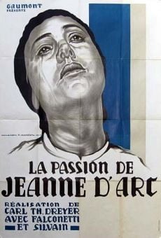 Ver película La pasión de Juana de Arco