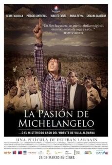Ver película La pasión de Michelangelo