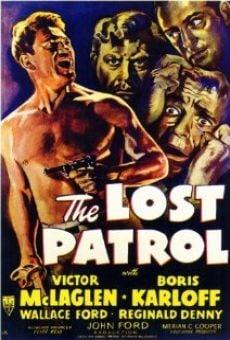 Ver película La patrulla perdida