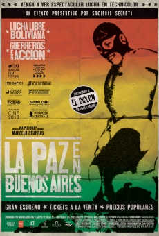 La Paz en Buenos Aires gratis