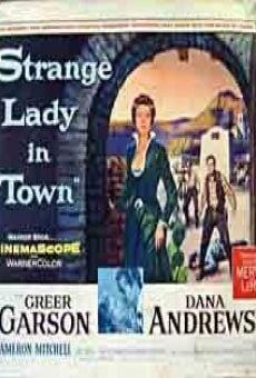 Strange Lady in Town gratis