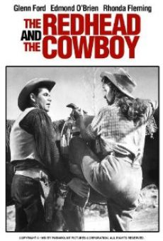 Ver película La pelirroja y el vaquero