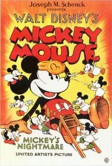 Walt Disney's Mickey Mouse: Mickey's Nightmare en ligne gratuit