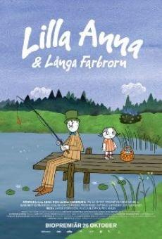 Ver película La petita Anna y el tiet Llargarut