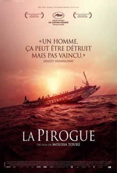 La pirogue on-line gratuito