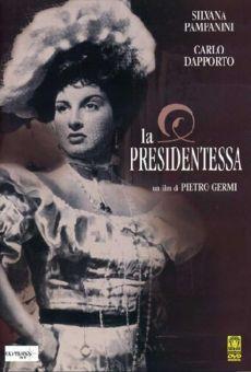 Mademoiselle la Présidente en ligne gratuit